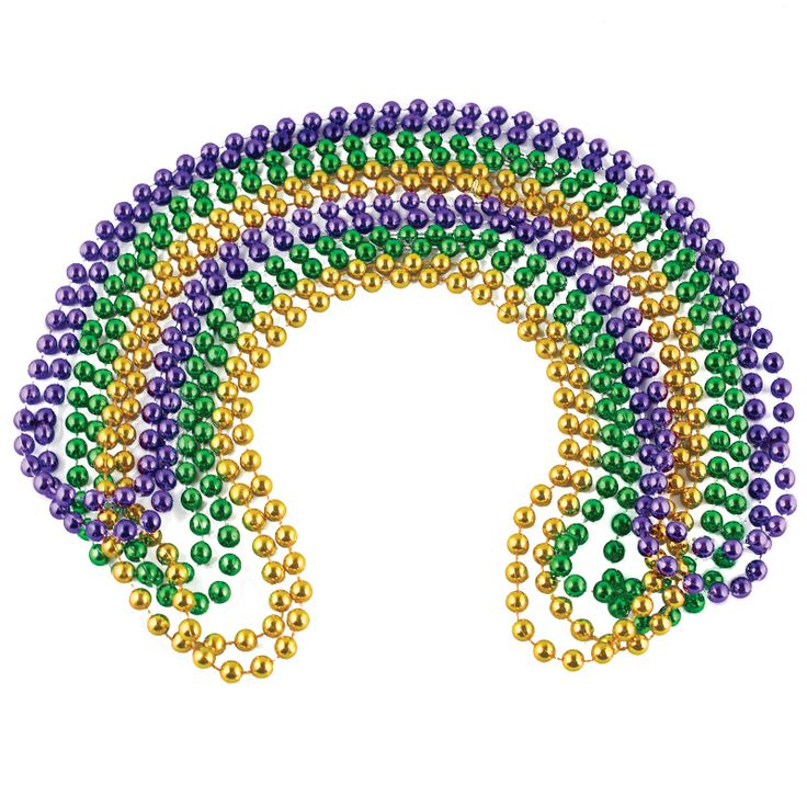 1000+ images about MARDI GRAS BEADS on Pinterest.