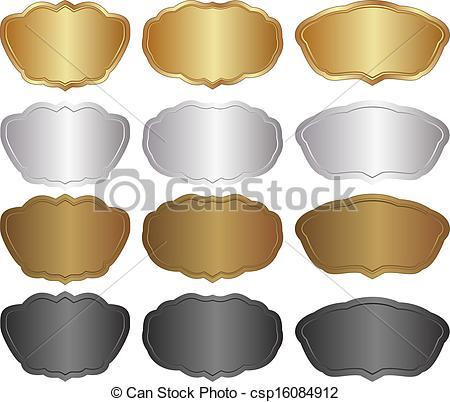 Ornament metallic Clip Art and Stock Illustrations. 13,045.