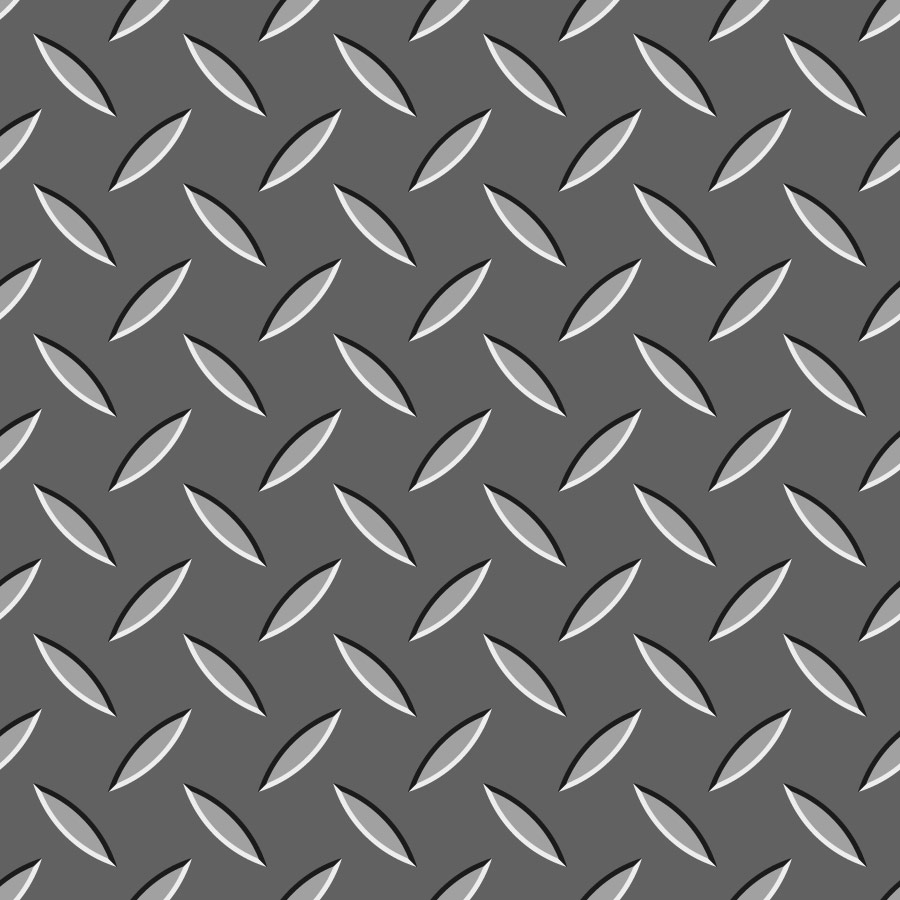 Diamond Plate Metal Backgrounds.