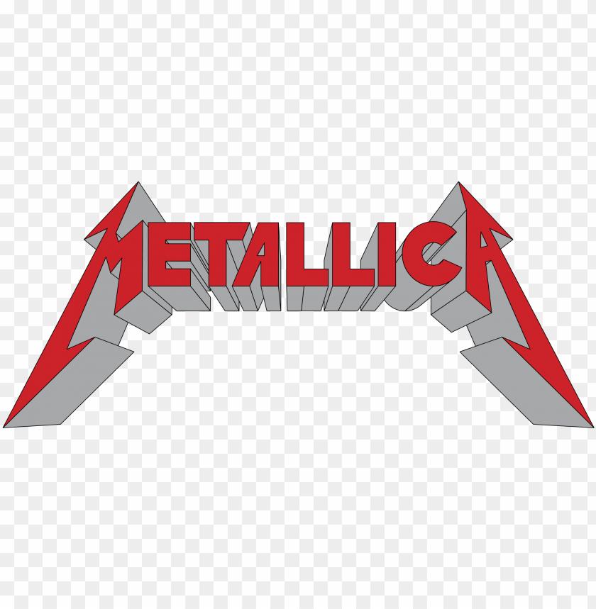 metallica logo png transparent.