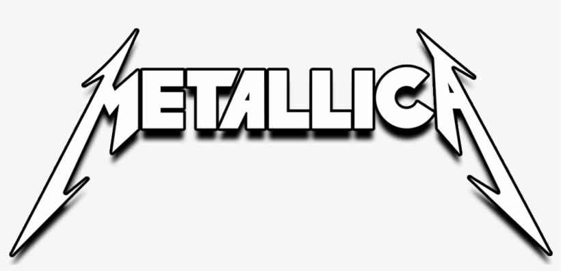 Metallica Logo Png Download.