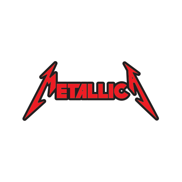 Metallica logo png clipart images gallery for free download.
