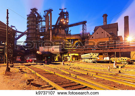 Picture of Metallurgical plant k9737107.
