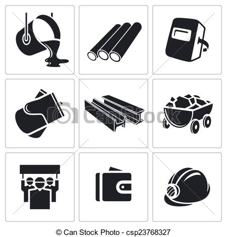 Metallurgy Illustrations and Clipart. 997 Metallurgy royalty free.