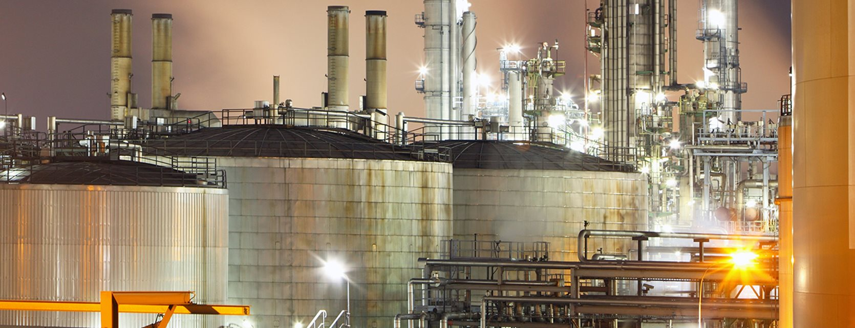 Valves for refining industry.