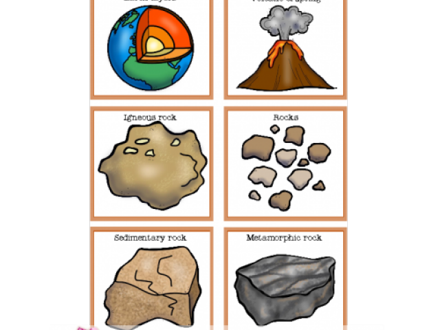 Metamorphic Rock Clipart (94+ images in Collection) Page 1.