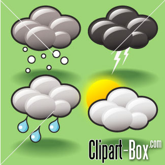 CLIPART WEATHER.