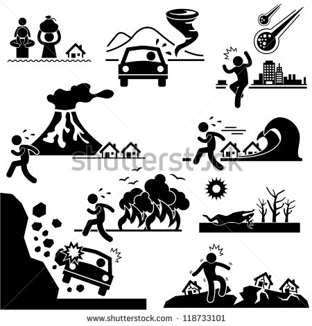 Explorer Adventure Mountain Rainforest Desert Savanna Stock Vector.
