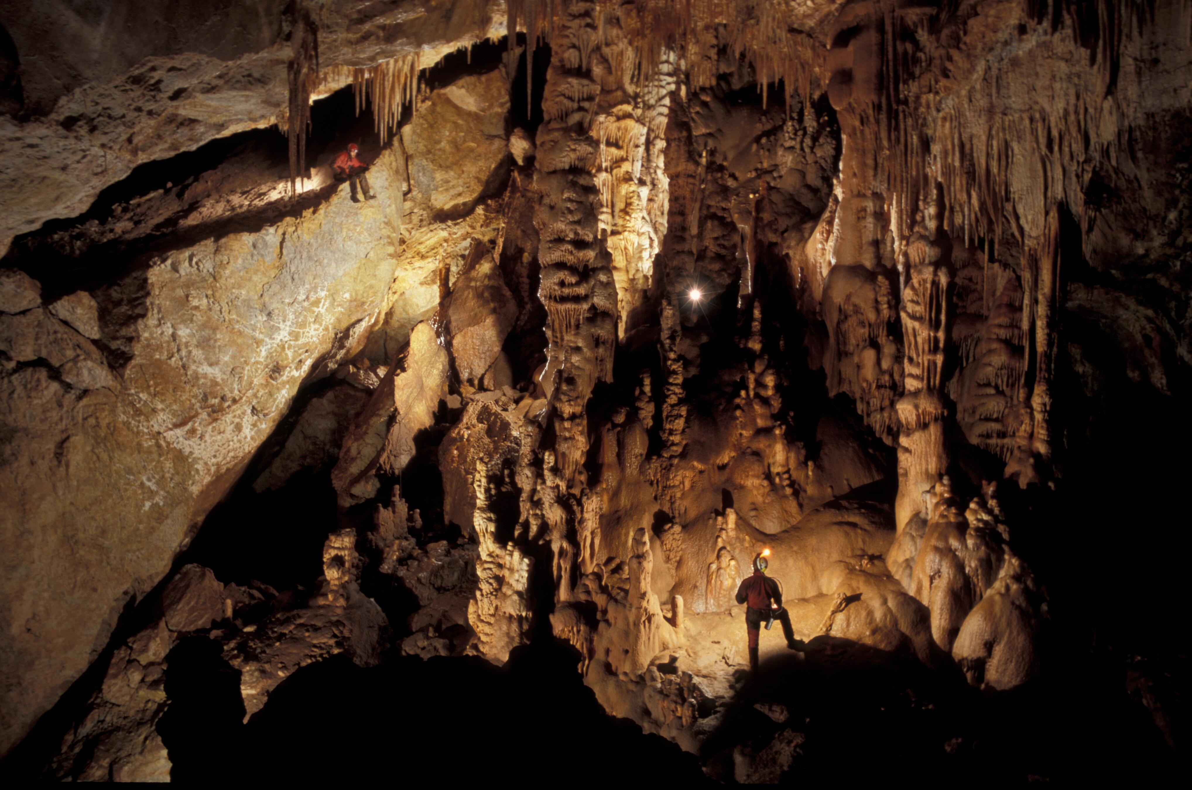 Meteor Cave.