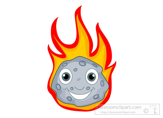 meteoroid clipart clipground