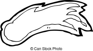 Meteor Clipart Black And White.