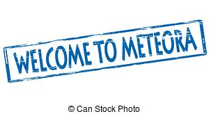 Meteora Clip Art Vector and Illustration. 2 Meteora clipart vector.
