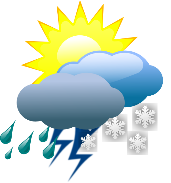 Weather Clip Art : Meteorological clipart clipground
