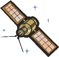 Clipart satellite.