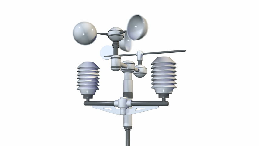 Meteorological Weather Station (measurement Equipment.