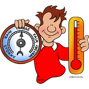 Meteorology Clipart.