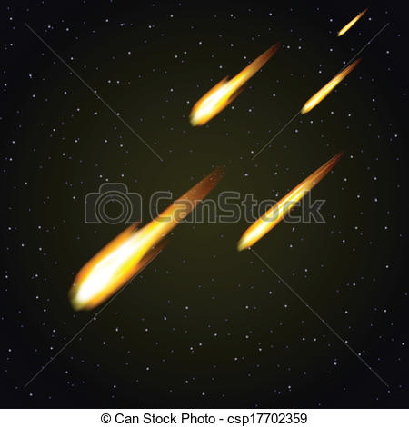 Meteors Illustrations and Clipart. 5,717 Meteors royalty free.