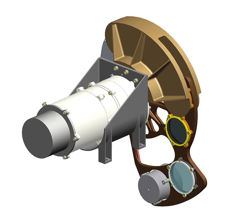 SENER in Meteosat Third Generation.