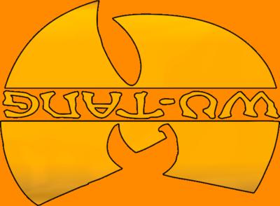 Free Method Man Logo PSD Vector Graphic.