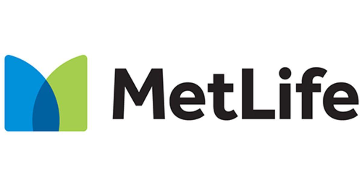 MetLife Logo】.