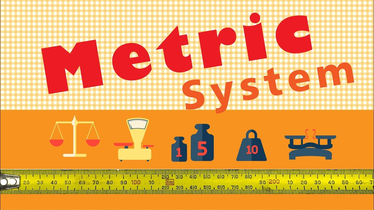 Metric System Explained.