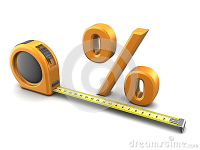 House Measuring Tape 3d Construction Tool Stock Photos, Images.