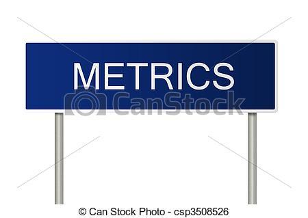 Free Clip Art Web Site Metrics.