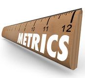 Metrics Stock Illustrations.