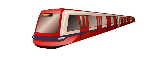 Metro PNG Pic.