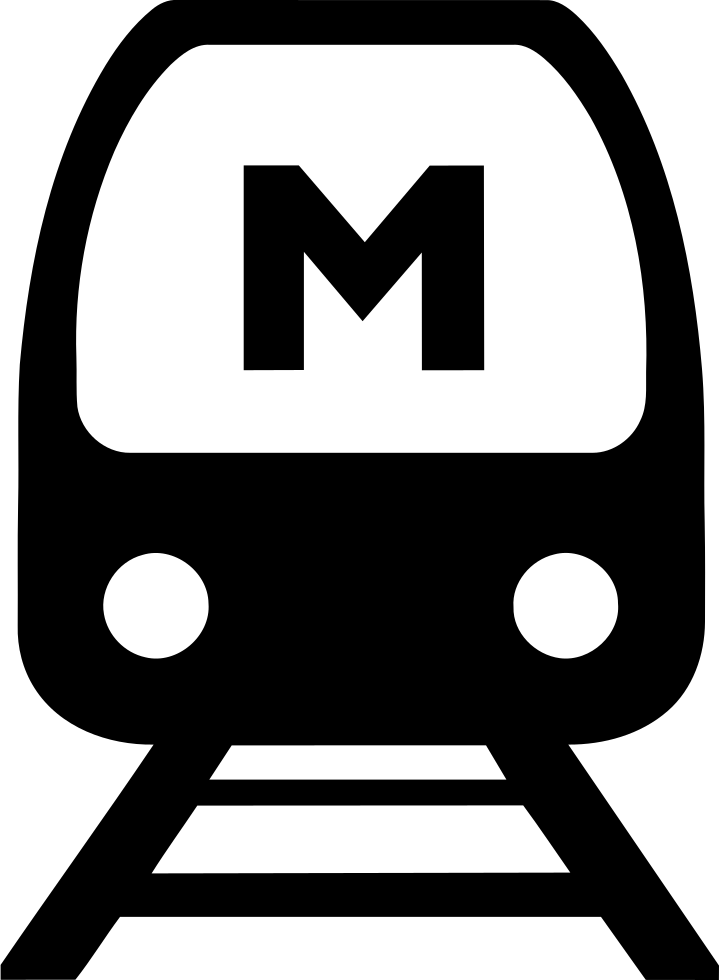 HD Metro Png Transparent Background.