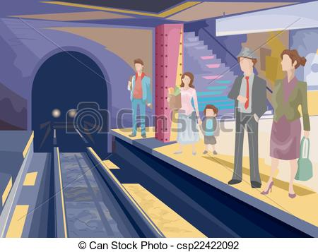 Subway station Vector Clipart EPS Images. 2,220 Subway station.