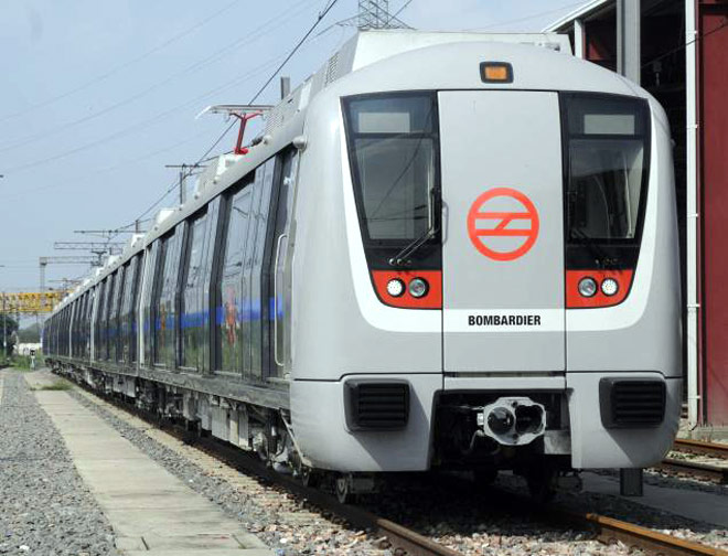 Woman loses legs in suicide attempt at Janakpuri East Metro.