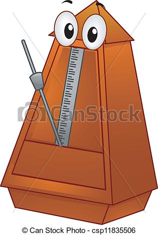 Metronome Illustrations and Clipart. 260 Metronome royalty free.