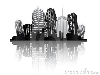 Metropolis clipart.