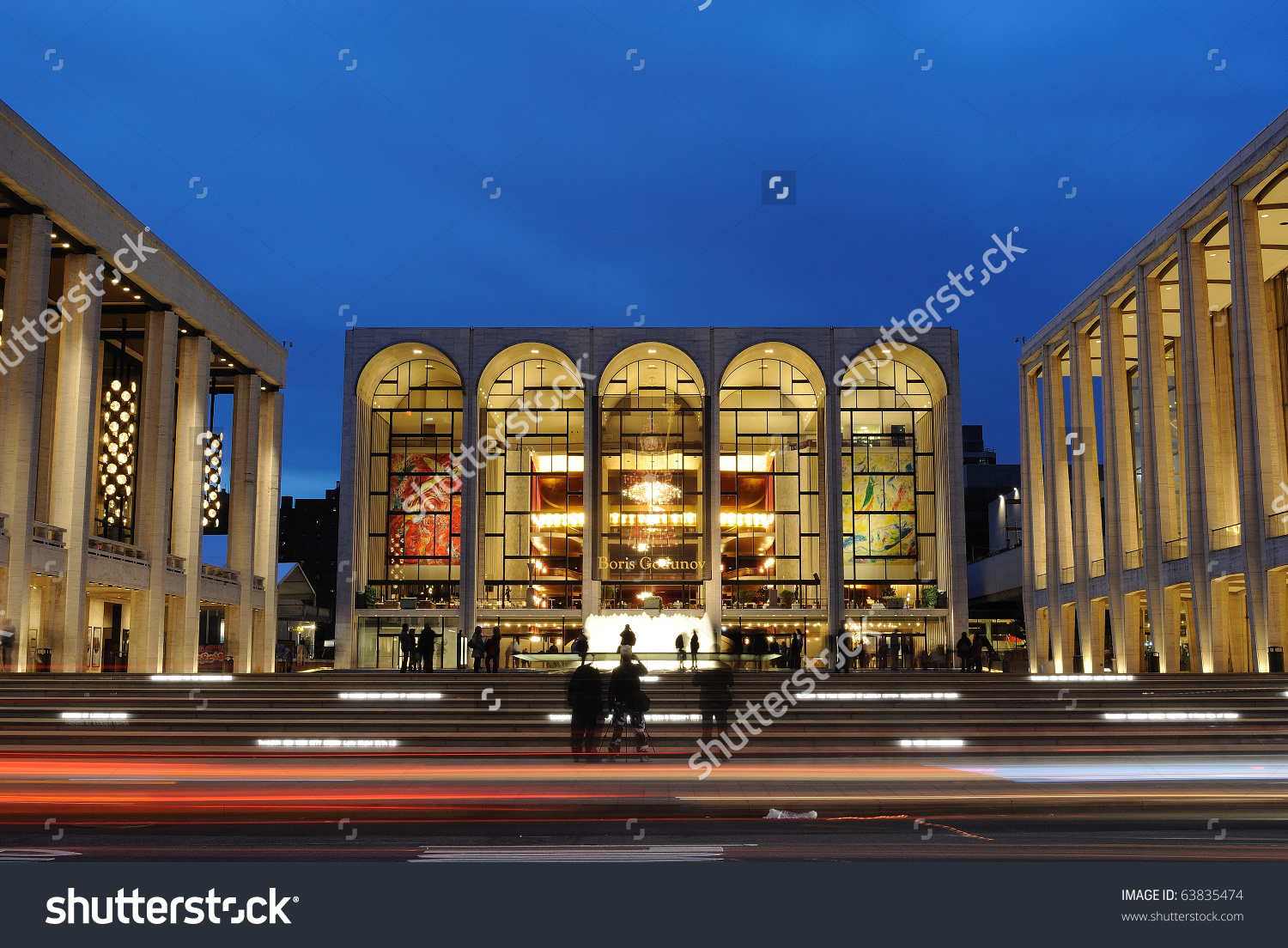 New York City October 23 Metropolitan Stock Photo 63835474.