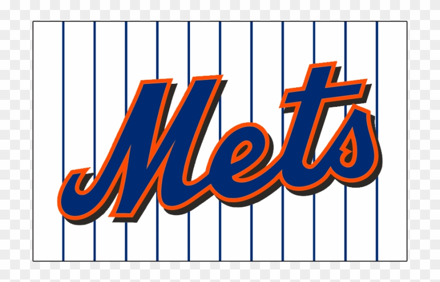 New York Mets Logos Iron On Stickers And Peel.