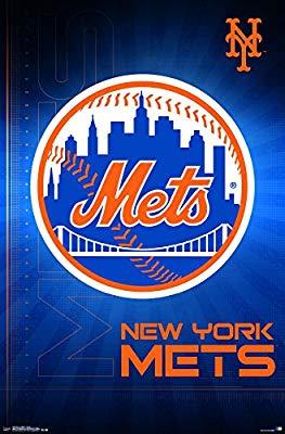 MLB New York Mets, Team Logo, 22\