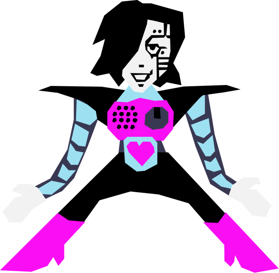 Undertale: Mettaton EX by SamuelJEllis on DeviantArt.