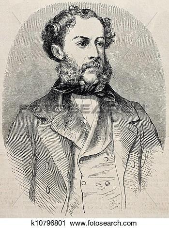 Clipart of Metternich k10796801.