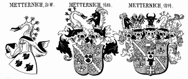 Metternich (Adelsgeschlecht).