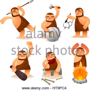 Neanderthal Men Stock Photos & Neanderthal Men Stock Images.