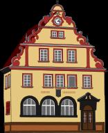 Town Hall Bad Rodach clip arts, free clipart.