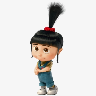 Despicable Me Agnes Hd , Transparent Cartoon, Free Cliparts.