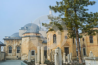 Cemetery Mevlana Museum Stock Photos, Images, & Pictures.