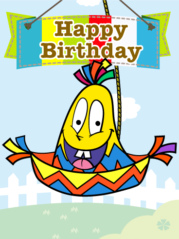 Mexican Happy Birthday Clipart.