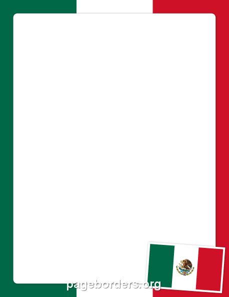 Mexican Border Clipart.