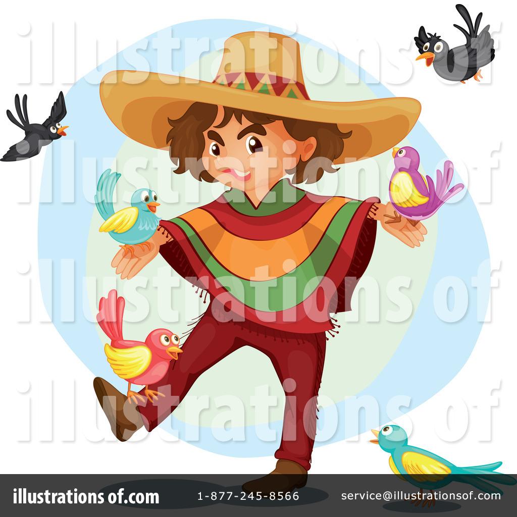 Mexican Boy Clipart #1138071.