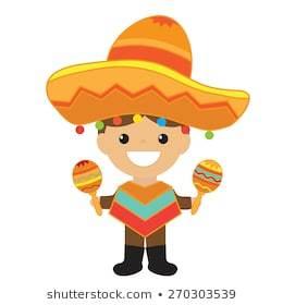 Mexican boy clipart 4 » Clipart Portal.