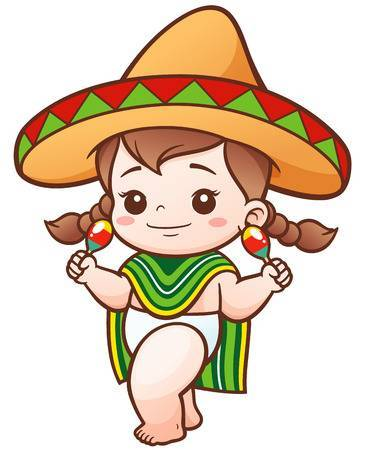 Mexican boy clipart 3 » Clipart Portal.