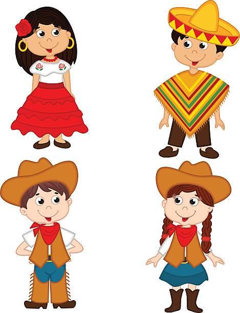 Mexican children clipart 7 » Clipart Portal.